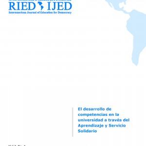 El desarrollo de competencias en la universidad a través del Aprendizaje y Servicio Solidario