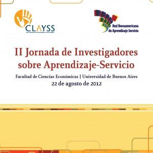 II Jornada de investigadores sobre Aprendizaje-Servicio