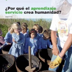 ¿Por qué el aprendizaje y servicio crea humanidad?