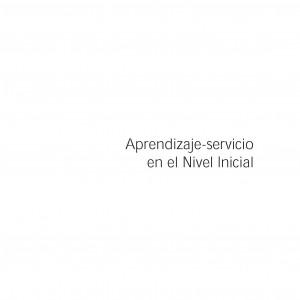 Aprendizaje-servicio en el Nivel Inicial