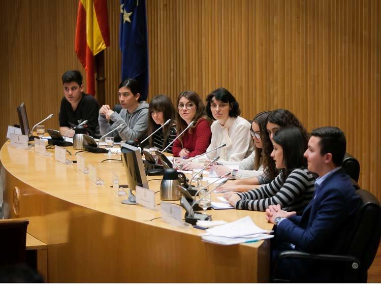 25/01/2017 Encuentro de Consejos de Participación Infantil y Adolescencia. Los jóvenes han pedido hacer de España el primer país con un consejo estatal de participación para la infancia y la adolescencia POLÍTICA SOCIEDAD CONGRESO